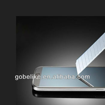 2013 NEW tempered glass screen protector for for Samsung Galaxy SIV S4 mini