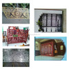 Curtain wall accessories aluminum exterior wall panels