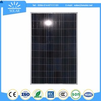 high quality New Upgraded 250w poly solar panel