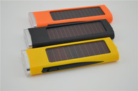 2013 5v 800ma portable solar mobile phone charger used for iphone and other digital devices
