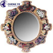China 1.8mm Aluminium Bath Dressing Mirror Glass Sheet For Architectural