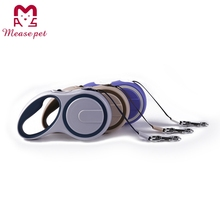 3M with stainless steel mainspring for 15kg pet dogs retractable dog leash