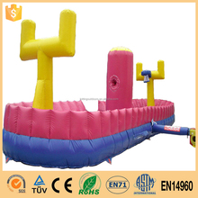Most Popular Inflatable Bungee Basketball Sport Games