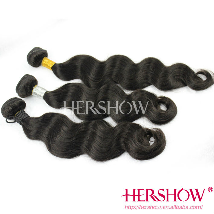Hershow Hair Good feedback 5a cheap 100% remy indian hair, indian remy hair wholesale, peruvian hair extension