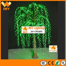 Outdoor Waterproof willow trellis with artificial leaf With Competitive Price