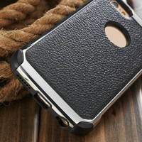 2016 Back Cover for iPhone 6 for Apple iPhone Cases Leather Cell Phone Case for IPhone 6s