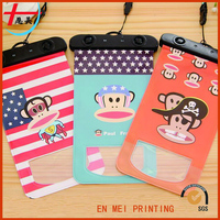 High Quality Promotional PVC Waterproof Phone Pouch,Waterproof Mobile Pouch,Waterproof Cell Phone Pouch