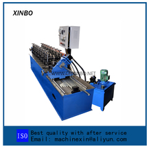 Flying shear light gauge steel keel roll forming machine coil cutting machine cheap construction equipment for sale