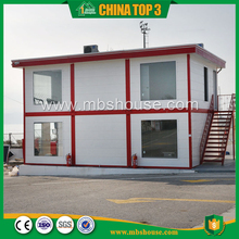 Steel Frame House Prefab Bungalow from China Supplier