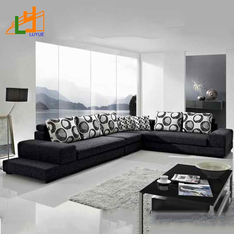 Latest New Design Modern Sofa Set,Home Furniture Luxury ...