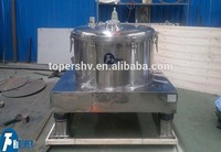 The excellent centrifuge force field centrifuge principle and structure equipment used in chemical, oil, food and soft drink.