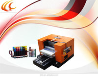 Easy handle!digital flat bed printer/stable quality eco -solvent flat bed printer sale