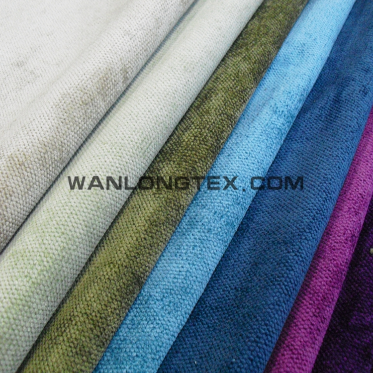 Polyester Velvet corduroy fabric for sofa ,cushion ,chair upholstery
