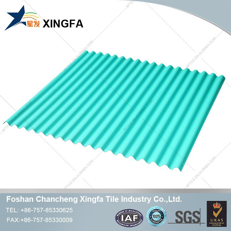Roof Tile Price Poultry Farms Corrugated PVC Roofing Sheet For Shed