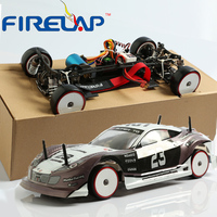 wholesale 1:10 4x4 rc hobby rc model rc car kit in radio control toys with ABS plastic and battery