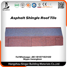 Quality factory direct asphalt roofing shingles low price Kenya Chile Ghana