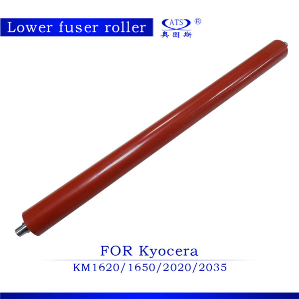 Compatible copier spare parts pressure roller KM1620 2020 2035 1650 2050 lower fuser roller