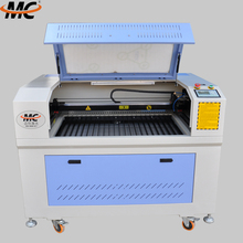 MC-9060 China supplier sticker wood cutting machine co2 laser