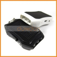 China supplier keychain mobile emergency solar charger