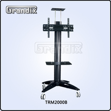 Support up to 50kgs,moving tv stand