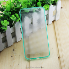 360 degree full cover grid pattern tpu phone case for iphone 6 plus case soft case