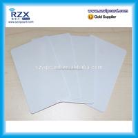 CR80 30mil Plastic pvc inkjet blank card for epson/ canon inkjet printer