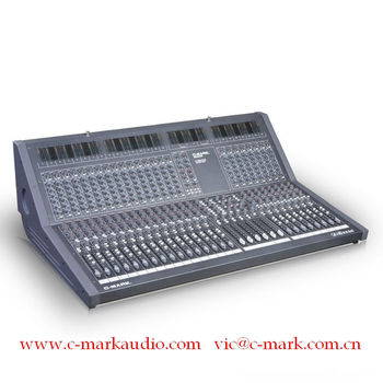 28 Channel Mixer C-MARK DB2846 CE/CCC/RoHS Certified