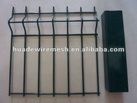 nylon welded wire mesh fence