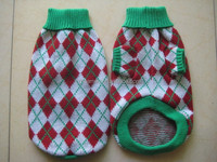 small size pet sweater/pet clothes for chistmas