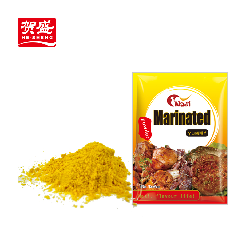 NASI hot sale halal chicken marinade powder for meat