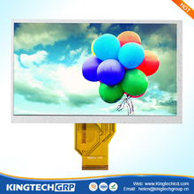 800*480 7 inch battery powered open frame lcd monitor