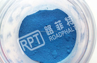 Color chemical iron oxide pigment blue apply in wide field