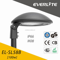 Everlite 100W LED Street Lamp With