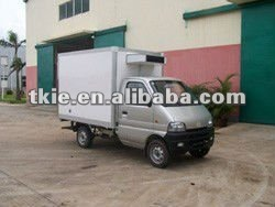 Reliable quality Mini SC1022BBN3D Refrigerated Van