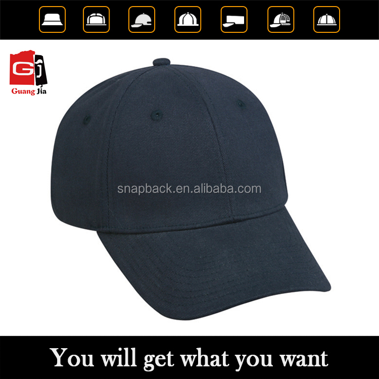 New and special oem cotton baseball sport cap customized sports cap