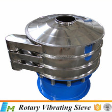 Commercial rotary flour sifter