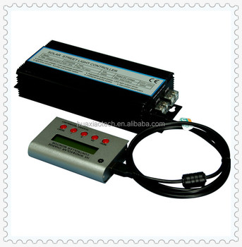 High performance MPPT Off grid Solar Street light charge controller 480W CE certificated