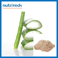 Production of aloe vera extract powder benefits for anti cancer herbal medicine
