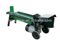 6T Electric/Hydraulic Horizontal Wood Log Cutter and Splitter BM11025