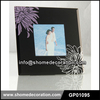 put your picture in a frame Glass Photo Frame
