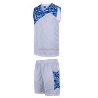 Custom sublimated basketball jerseys with numbers