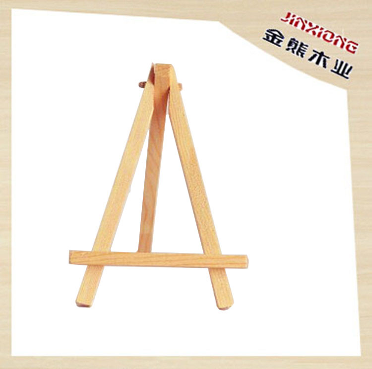Factory direct small wooden easel