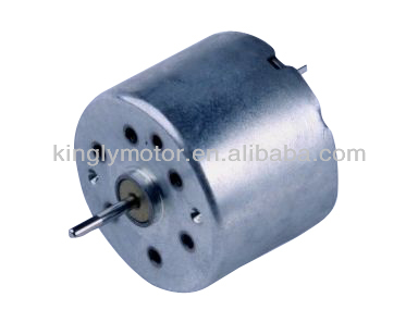 low voltage 2.5v dc electric motor brush motor JRF-330TA