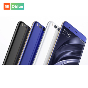 Xiaomi Mi 6 6GB/128GB Dual SIM Blue. Mi 6 Is A Performance Monster Of A New Generation Of Mi Smartphones.