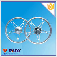 Aluminum 17 inch alloy wheel motorcycle made in China