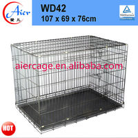 Factory outlets pet supply for sale dog cage