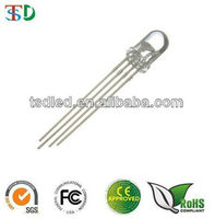 Four Pins 5mm RGB LED common Anode/Common Cathode
