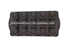 magnetic silicone chocolate mould