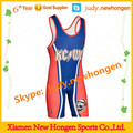 wholesale pink women's wrestling singlet