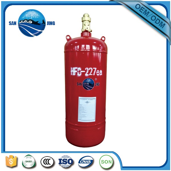 best selling clean agent Heptafluoropropane Hfc-227ea Fire Extinguishing System